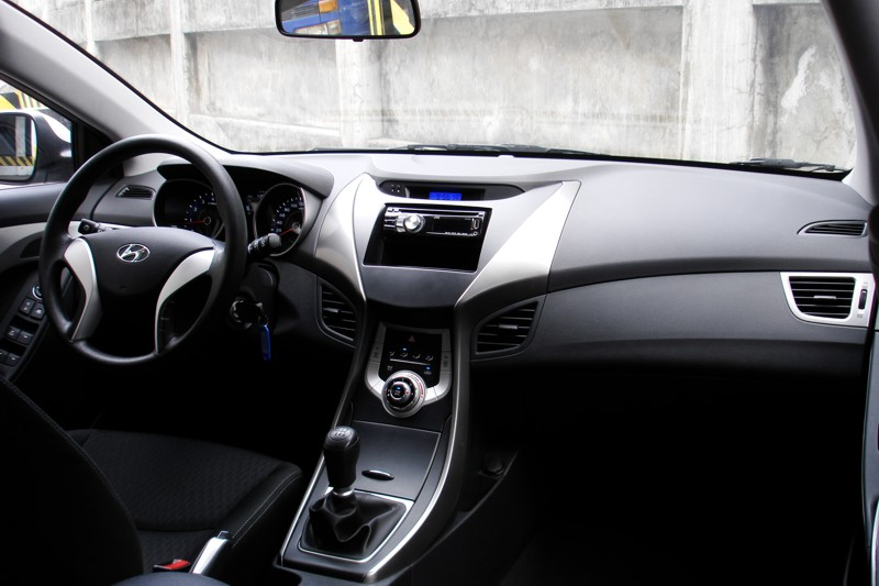 Review 2012 Hyundai Elantra 1  8 Gls Philippine Car News Car Reviews And Prices