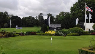 The Brabazon Practice Putting Green at The Belfry
