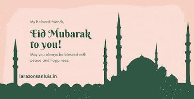 happy eid mubarak images 2021