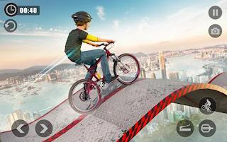 Download Game Balap Sepeda BMX Android Offline Terbaru