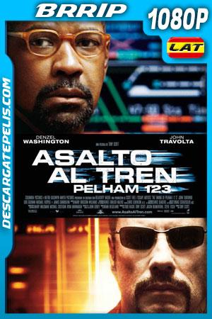 Asalto Al Tren Pelham 123 (2009) 1080p BRrip Latino – Ingles