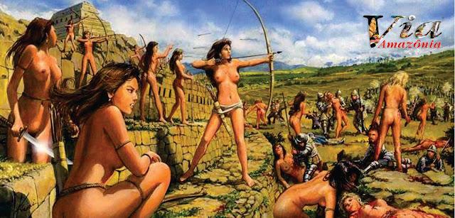 Resultado de imagem para guerreiras amazonas
