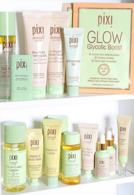 Pixi New Skincare Products