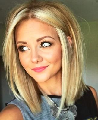rambut wanita terbaru length cuts