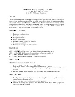 Best Computer Science Resume Template