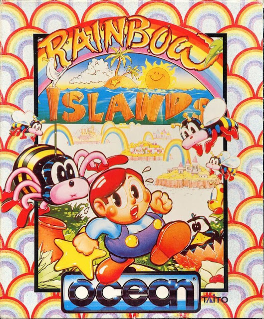 Rainbow Islands - Bob Wakelin
