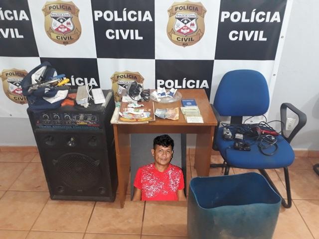"POLICIA CIVIL FECHA ""FAMOSA"" BOCA DE FUMO"