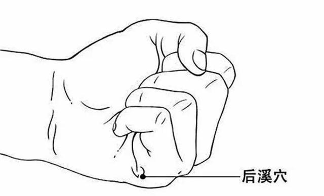 """七個穴位,常見病""""一網調盡""""!(頭痛、腰椎病)"""