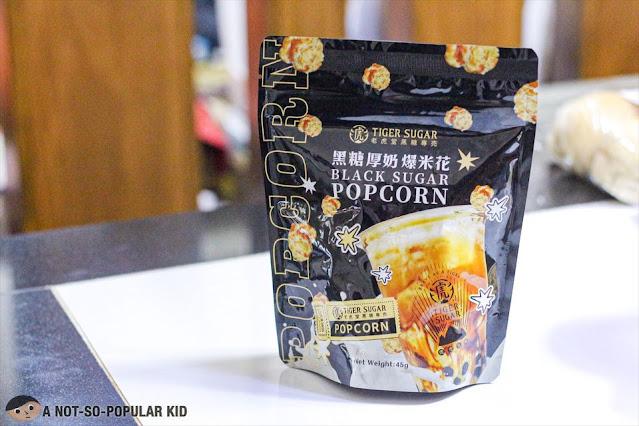 Review: Tiger Sugar's Black Sugar Popcorn