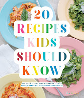 reiview of 20 Recipes Kids Should Know by Esme Washburn