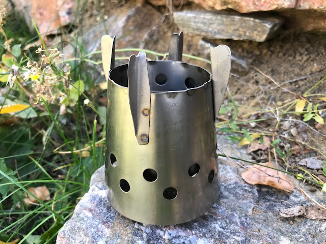 Bushcooker Wood Burning Backpacking Stove