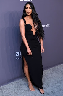 Kim Kardashian At 2019 amfAR Gala in New York