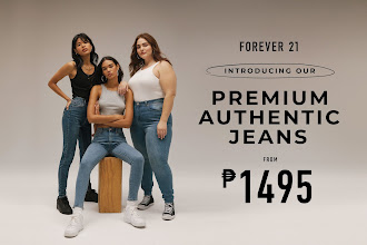 Authentic Jeans at Forever 21
