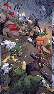 Reseña de Ultimate Integral. Miles Morales: Spider-Man vol.2 - Spidermen de Michael Bendis y Sara Pichelli - Panini Cómics
