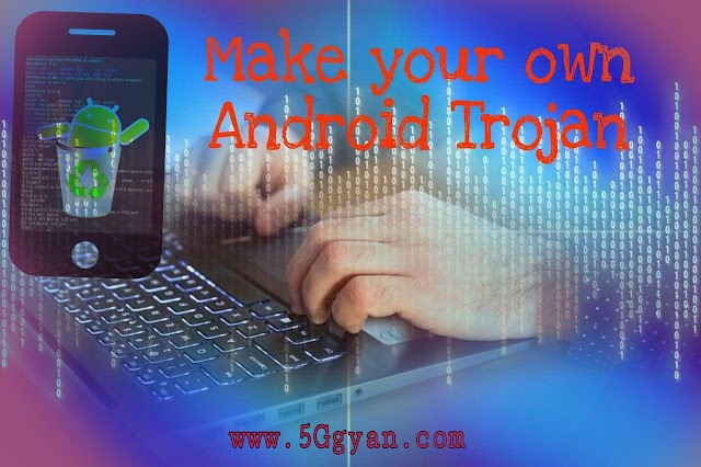 Make your own android trojan from scratch course free download