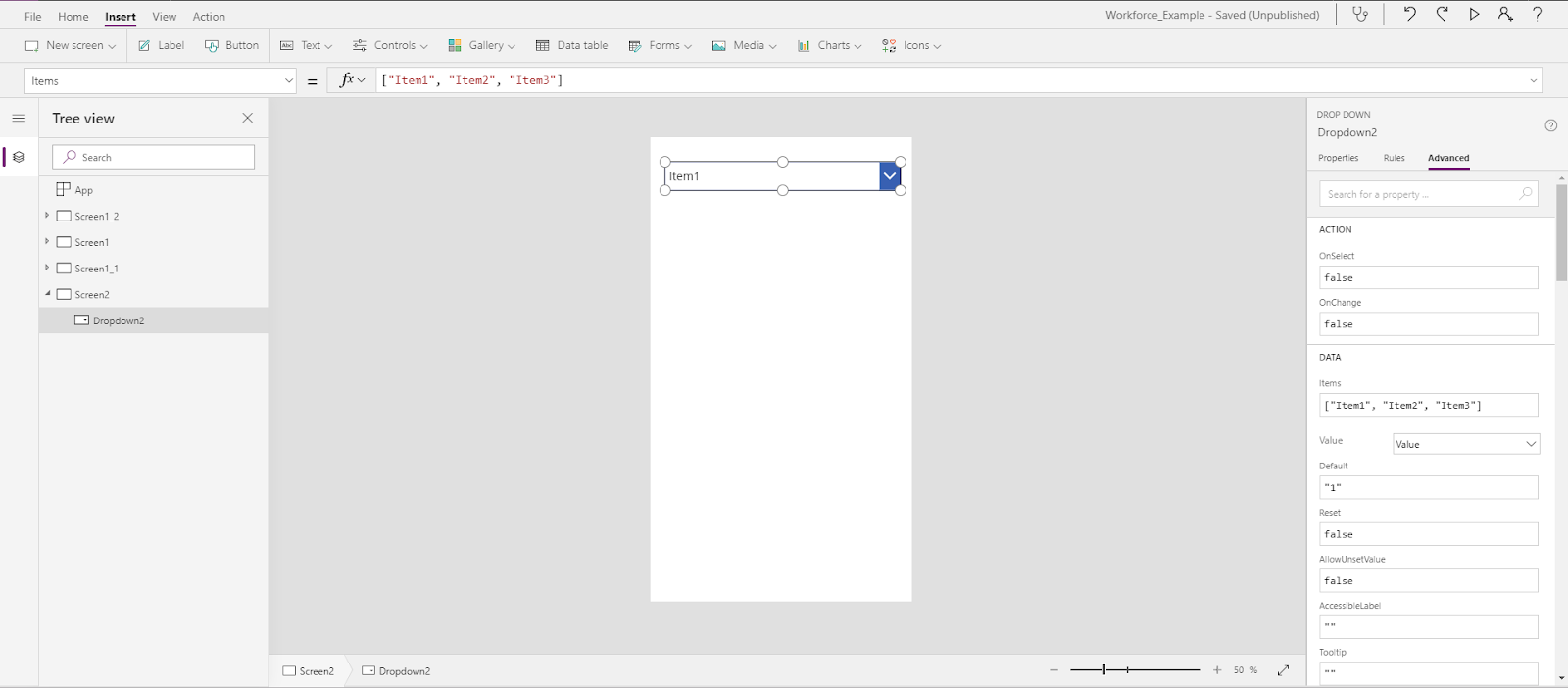 Persnickety about PowerApps: Creating Collections Manually and Using