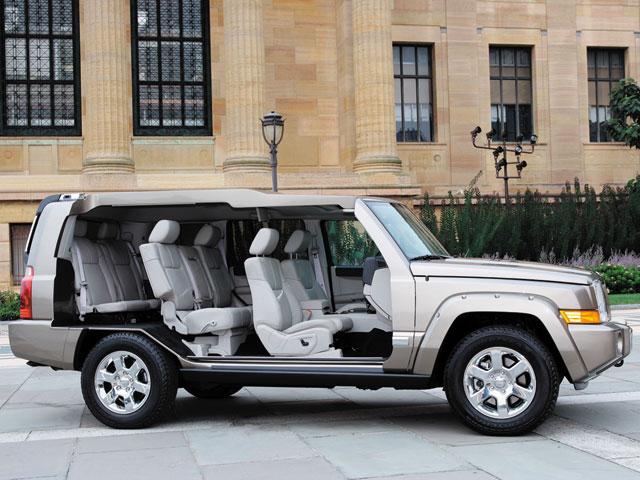 2017 Jeep Commander Review