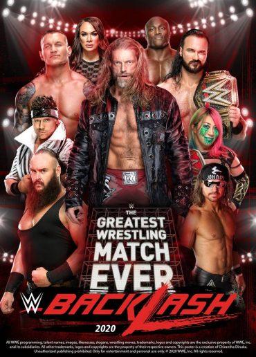 مشاهدة عرض WWE Backlash 2020 مترجم