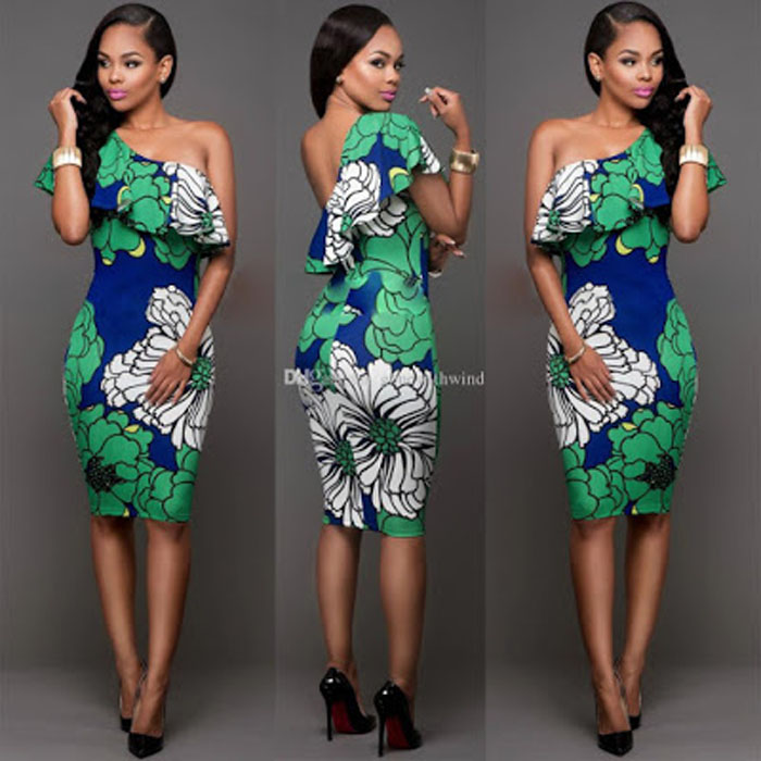 70 Pictures Of Trending & Modern Ankara Dress Styles in Vogue 2017