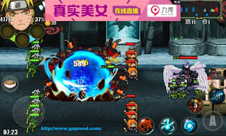 [Update] Naruto Senki v1.18 Debug 2 Apk (The Latest Independent Test Version)