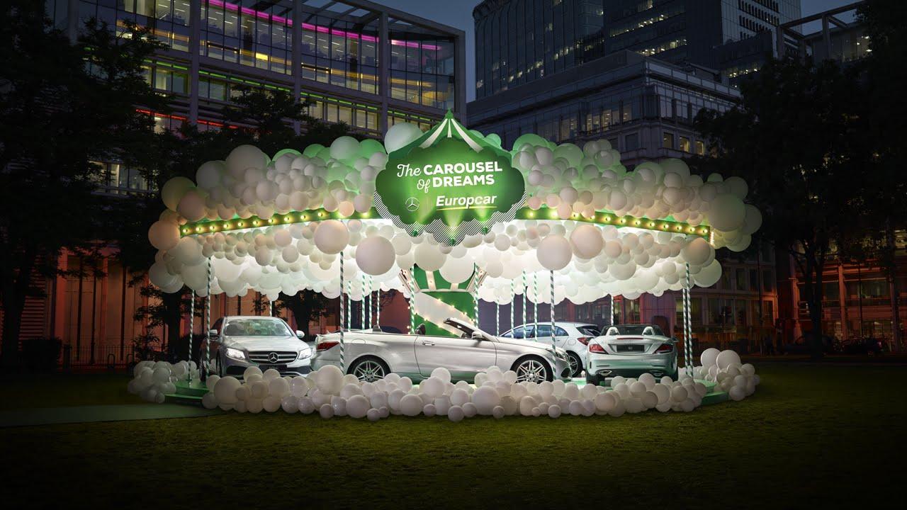 Canzone Pubblicità Europcar e Mercedes Benz Luglio 2016