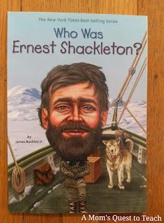 Who Was Ernest Shackleton? Book