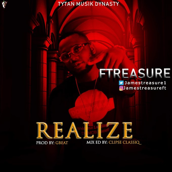 [MUSIC] Ftreasure_Realize[Prob. by Gbeat]