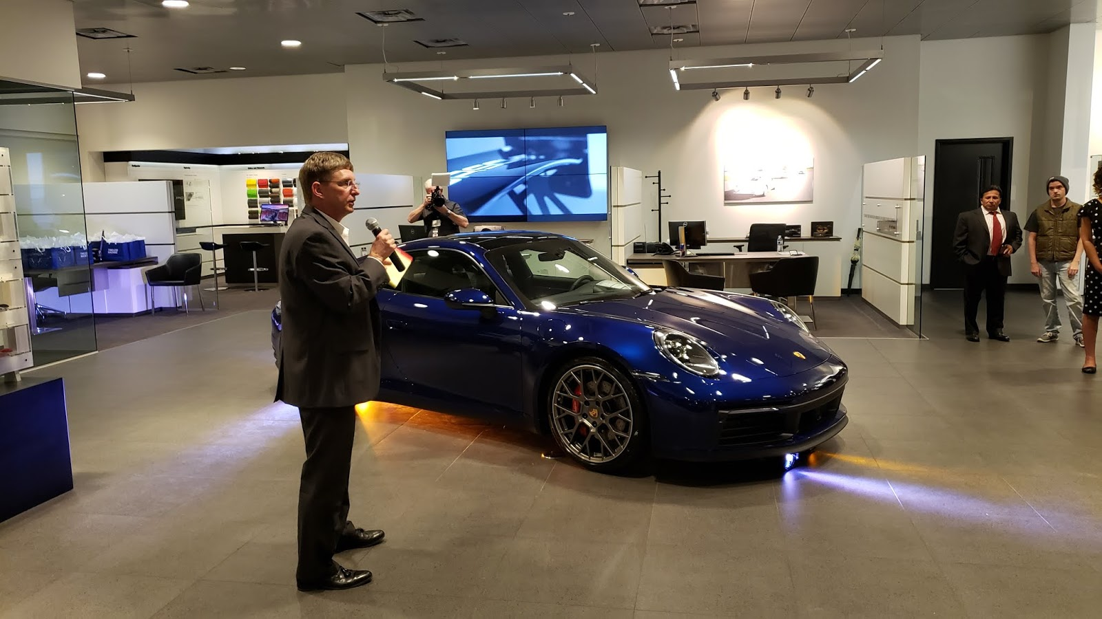 Cars And Coffee Talk 2020 Porsche 911 Revealed