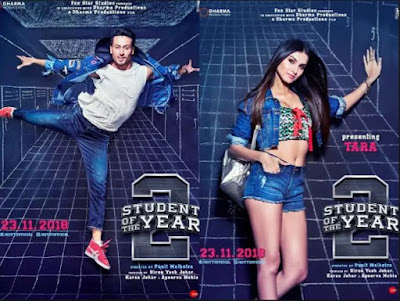 Student Of The Year 2 Full Movie Download in Blu-Ray
