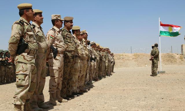 Η Οικοδόμηση της Δυνατότητας Συνεργασίας του Αμερικανικού Στρατού με την Peshmerga