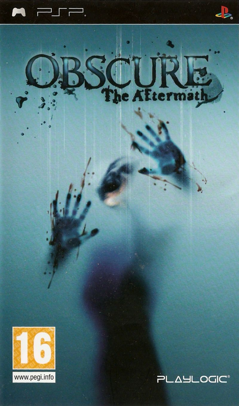 Obscure The Aftermath - PSP - ISO Download