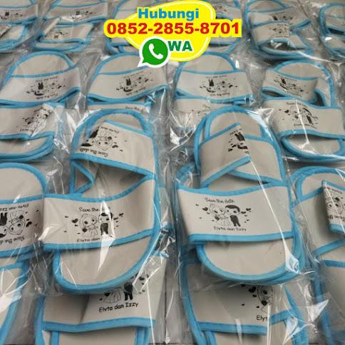 pabrik sandal untuk hotel 53530