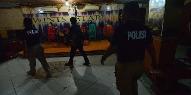 Periksa ulang kafe Daeng Aziz, polisi temukan ratusan VCD porno