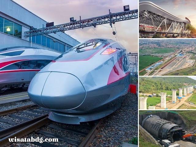 Mengenal Lebih Dekat Proyek Pembangunan Kereta Api Cepat Jakarta - Bandung