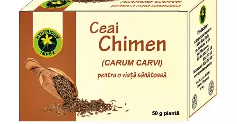 ceai chimen slabit)