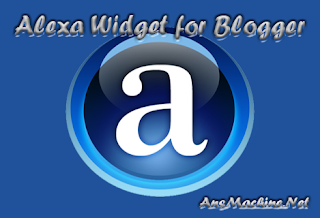 Alexa Widget to Blogger