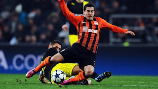 4 Mantan Pemain Shaktar Donetsk Yang Kini Memperkuat Klub Top Dunia