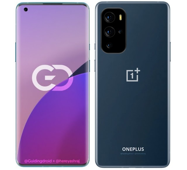 Get to know the features of OnePlus 9 and OnePlus 9 Pro before it hits the market