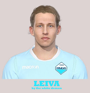 PES 2019 Faces Lucas Leiva by The White Demon