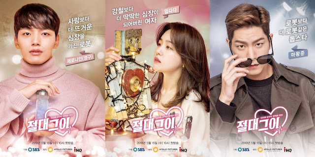 Sinopsis & Pemain My Absolute Boyfriend Drama Korea