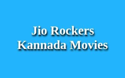 Jio Rockers Kannada Movies