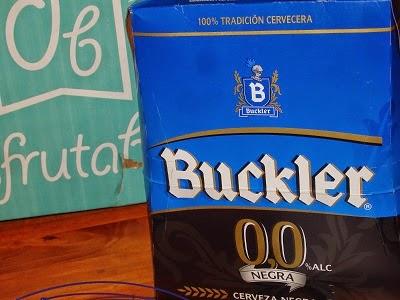 Buckler 0.0 Negra
