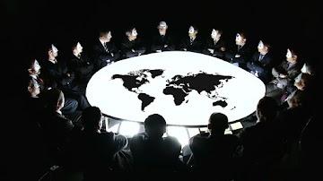 A nova ordem mundial está chegando com o grande reset global
