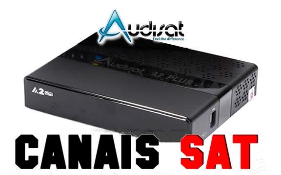 Audisat A2 Plus (Tuner Fixo) Nova Atualização V1.3.08 - 03/07/2019