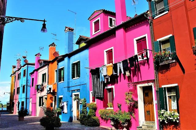 pittura silossanica-Burano-Venezia