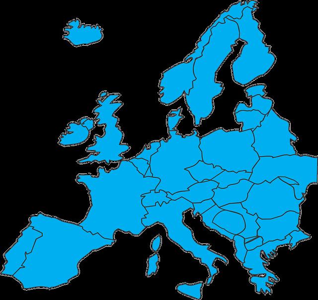 Transporteur nationale européen
