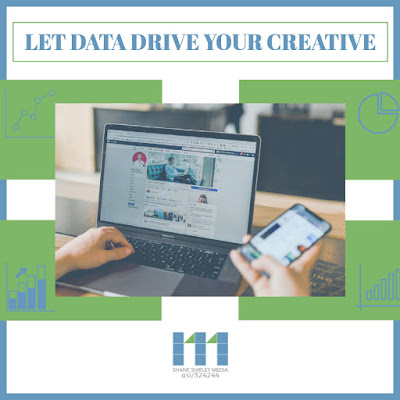 Let Data Drive Your Creative