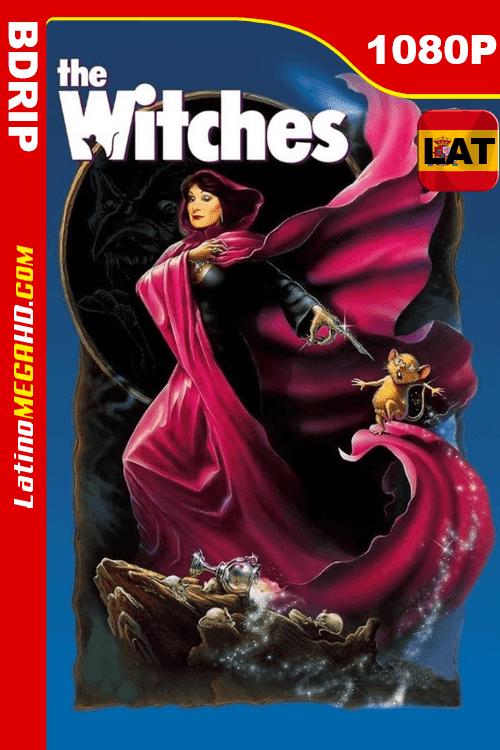 Las brujas (1990) Latino HD BDRIP 1080P ()