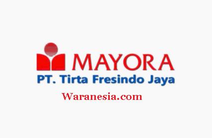 Lowongan Kerja PT Tirta Fresindo Jaya