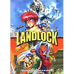 جميع حلقات انمي Landlock مترجم عدة روابط